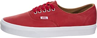 Authentic Decon (premium Leather) Racing Red/true White