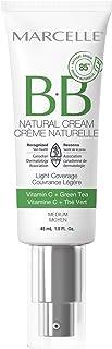 Marcelle BB Natural Cream, Medium, 1.5 Ounces