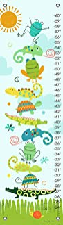 Oopsy Daisy Crawly Critters by Amy Schimler Safford Growth Charts, 12 by 42-Inch