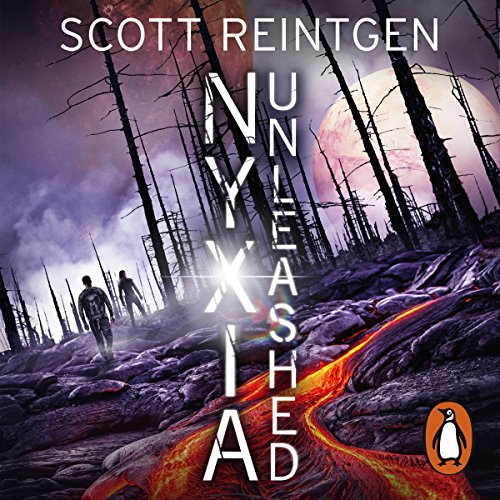 Nyxia Unleashed     The Nyxia Triad              By:                                                                                                                                 Scott Reintgen                               Narrated by:                                                                                                                                 Sullivan Jones,                                                                                        Carol Monda,                                                                                        Alex Romashov                      Length: 10 hrs and 43 mins     3 ratings     Overall 4.7