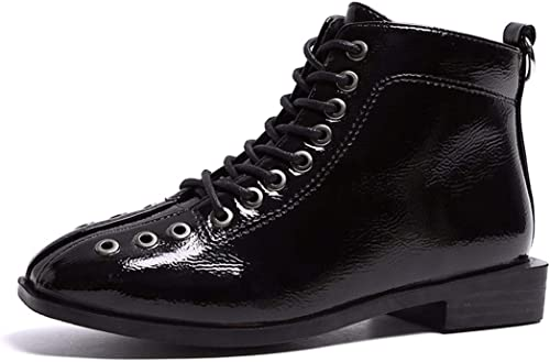 KOKQSX-Martin botas Joker Cremallera Lateral Tubo Corto Desnudo botas botas Chelsea.