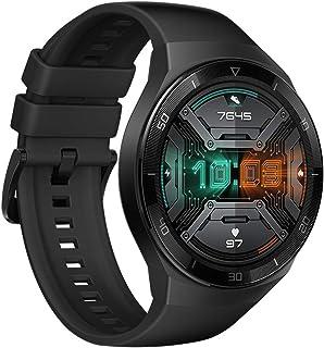 HUAWEI(ファーウェイ) Watch GT2e 46mm スマートウォッチ 2週間長時間バッテリー 血中酸素レベル測定機能 GPSみちびき対応 グラファイトブラック 【日本正規代理店品】