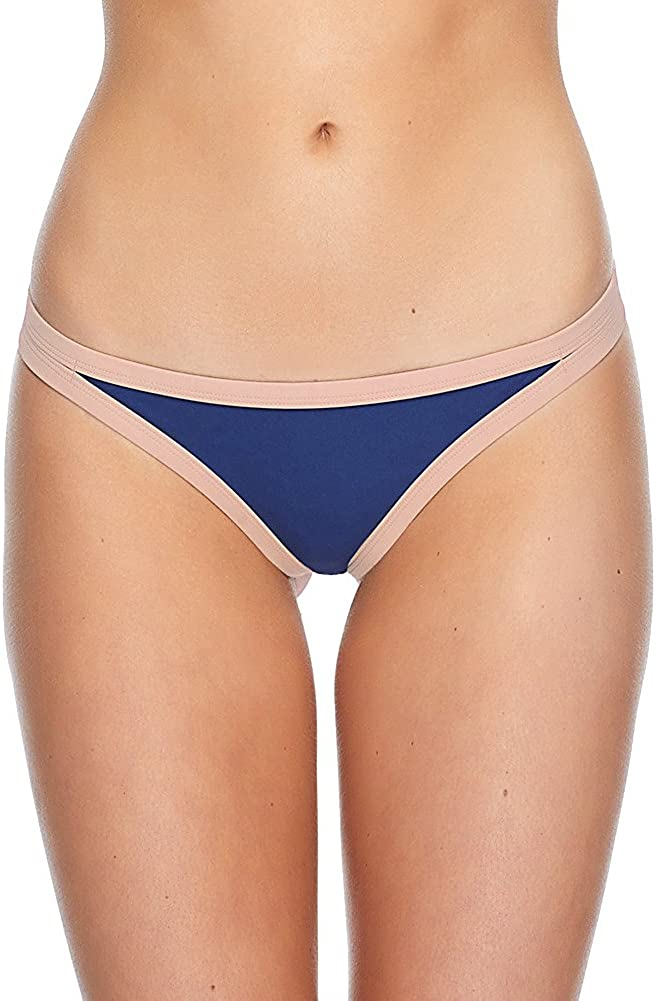 Body Glove Women's Fiji Low Rise Cheeky Bikini Bottom Swimsuit