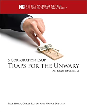 S Corporation ESOP Traps for the Unwary (English Edition)