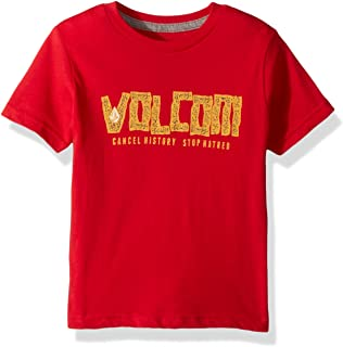 [ボルコム] [キッズ] 半袖 Tシャツ (プリント) Y3521833 / Freedumb SS Tee/子供服