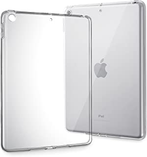 Poetic New iPad 9.7 2017/2018 TPU Case Cover with Ultra-Thin Impact Resistant Flexible Soft Transparent TPU Case for Apple iPad 9.7 2017 / iPad 9.7 2018 Clear