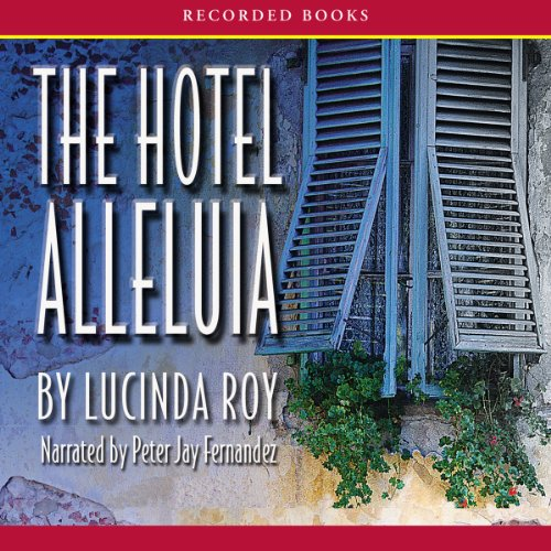Hotel Alleluia audiobook cover art