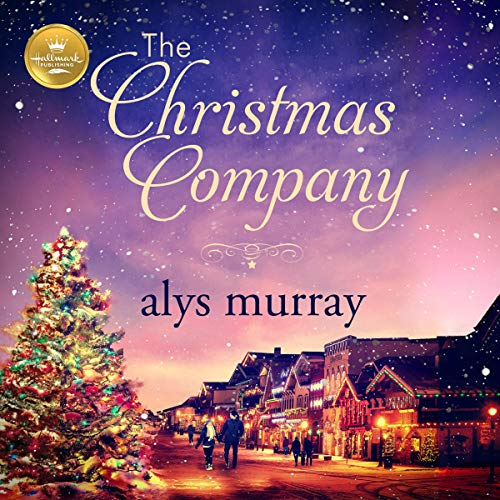 The Christmas Company audiobook cover art