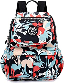 Mini Backpack for Women and Young Girls, Casual Travel Daypack Good for Daily Use, Fashion Designed Light Weighted Mini Equipment Travel bag, Shoulder Bag for Junior School Girls by LifeWheel
