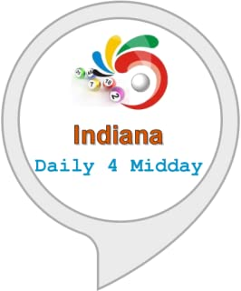 Winning Numbers for Indiana Daily 4 Midday