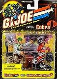G.I. Joe Tan & Green Uniform Big Ben vs. Blue & Grey Uniform Cobra Alley Viper Action Figure 2-Pack