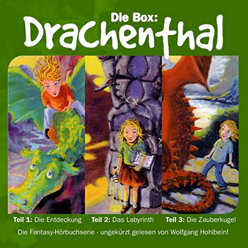 Drachenthal. Die Box audiobook cover art