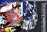Robot Car Movies Bundle - Transformers: Revenge of the Fallen (2-Disc Special Edition) & Speed Racer DVD Double Action Movie Pack