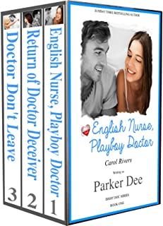 THE DISHY DOC SERIES: Books 1-3.: Heart warming Summer reads. English Dr medical romance. Three standalone novels.