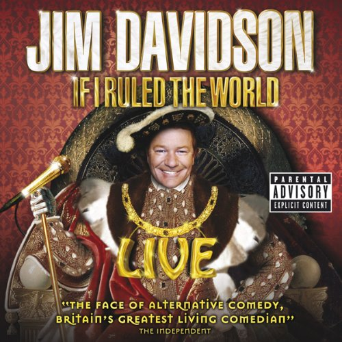 Jim Davidson audiobook cover art