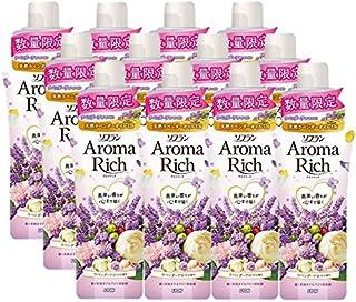 ソフランアロマリッチ ラベンダーアロマの香り(企画限定の香り) 550mL×12個セット
