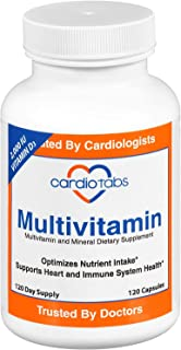 Multivitamin - 120 Day Supply - Packed with Natural Antioxidants and 2000 IU Vitamin D3…