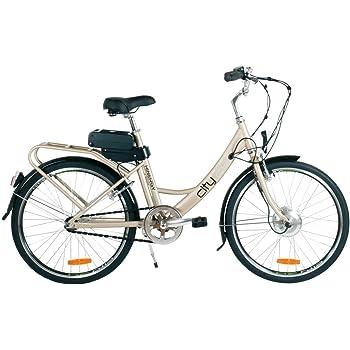 Bicicleta eléctrica con pedalada assistita de Wayel – Modelo City ...
