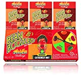 Jelly Belly Bean Boozled Flaming Five Set: Rad...