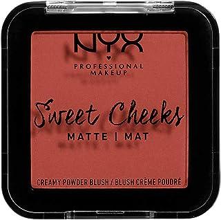 NYX PROFESSIONAL MAKEUP Sweet Cheeks Matte Blush, Summer Breeze