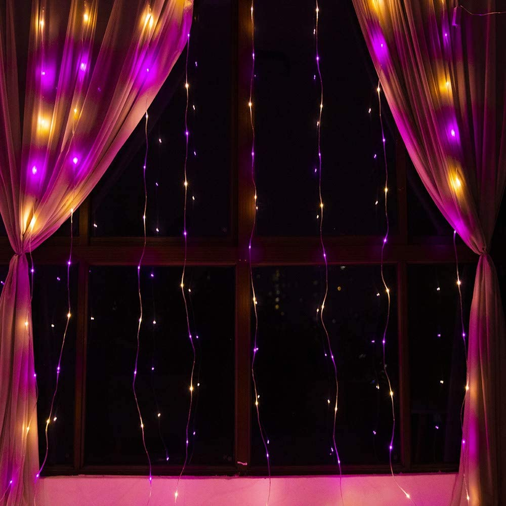 Christmas Fairy Ranking TOP12 Lights 25% OFF Rope Waterfall Curtain Light