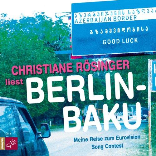 Berlin - Baku Titelbild