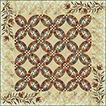 Laundry Basket Quilts, Wedding Ring - Traditional Quilt Pattern