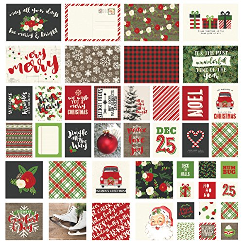 Simple Stories Verry Merry SN@P Cards