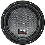 MTX T815-22 Subwoofer driver 600W subwoofers para coche - Subwoofer para coche (Subwoofer driver, Active subwoofer, 600 W, 32-200 Hz, 1800 W, 95,2 dB)