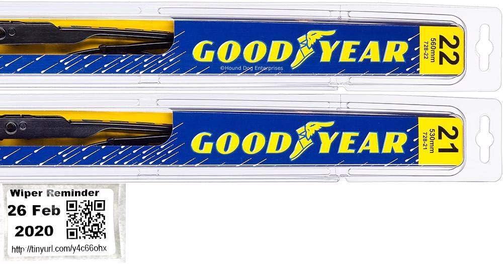 Windshield Surprise price Wiper Blade Set Kit Bundle 2011-2013 Grand for Austin Mall Jeep C