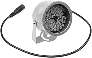 D DOLITY 48 LED Illuminator IR Infrared Night Vision Light Lamp For
