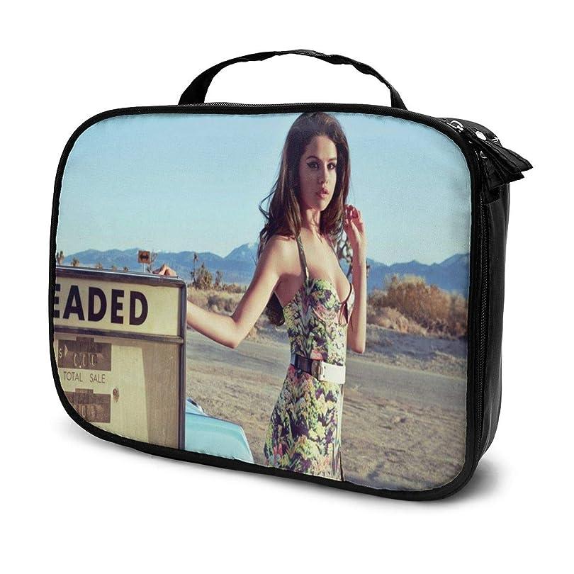 大陸有名起こる化粧ポーチ Selena Gomez 女性化粧品バッグ ビューティー メイク道具 フェイスケアツール 化粧ポーチメイクボックス ホーム、旅行、ショッピング、ショッピング