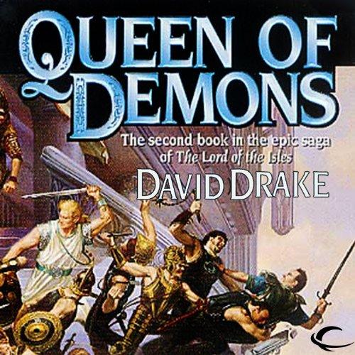 Queen of Demons cover art