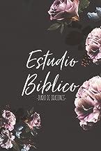 Estudio Biblico: Diario de Oracion Libreta Cristiana Pequeno 6x9 Regalo Para Mama Diario de Gratitud, Alabanzas, y Notas (Spanish Edition)