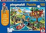 Schmidt Spiele 56164 - Playmobil, casa del árbol, 150 Partes,...