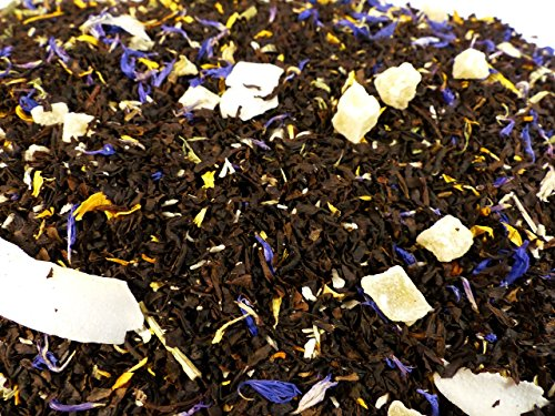 Pina Colada Schwarzer Tee Naturideen® 100g