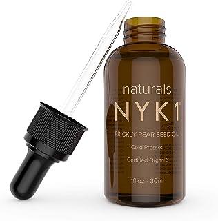 NYK1 100% puro olio di semi di pera prichly 30ml puro. Olio viso secco pressato a freddo biologico 100% naturale marocchin...