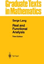 Real and Functional Analysis: v. 142 (Graduate Texts in Mathematics)