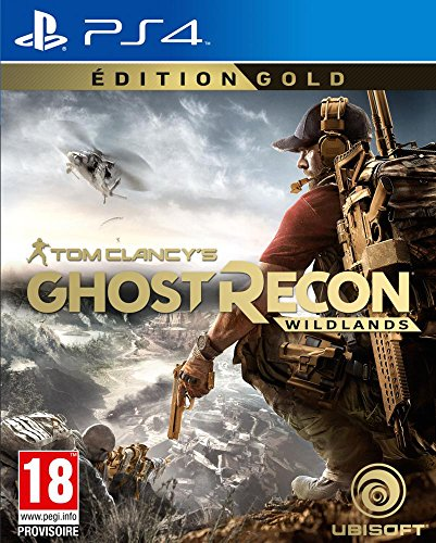 Ghost Recon : Wildlands - édition gold