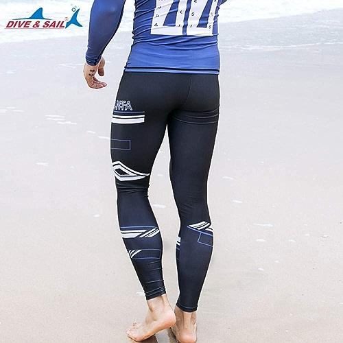 HNPYY Combinaisons de plongée Pantalons Surfer Leggings Garde Collants Longs Maillots de Bain