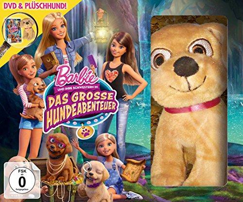 Barbie und ihre Schwestern in: Das große Hundeabenteuer (Limited Edition, mit Plüschhund) [Special Edition]