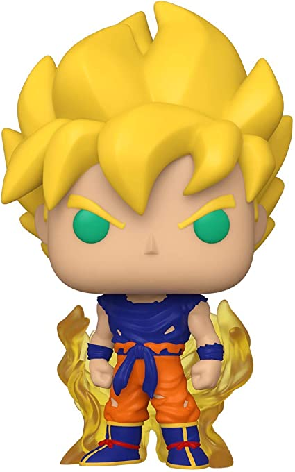 Funko-Pop Animation Dragon Ball Z S8-Super Saiyan Goku (First ...