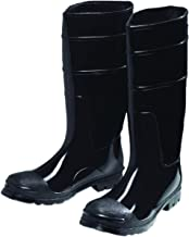 West Chester 8300 9 PVC Boot, Size 9, Black