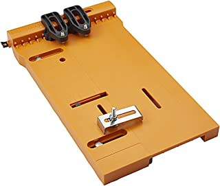 Bora 542006 WTX Saw Plate – The Easy to Use Saw Sled / Circular Saw Guide That Ensures Straight, Precise Cuts. Easily Rip Plywood or Other Sheet Material to Your Exact Specifications and Measurements