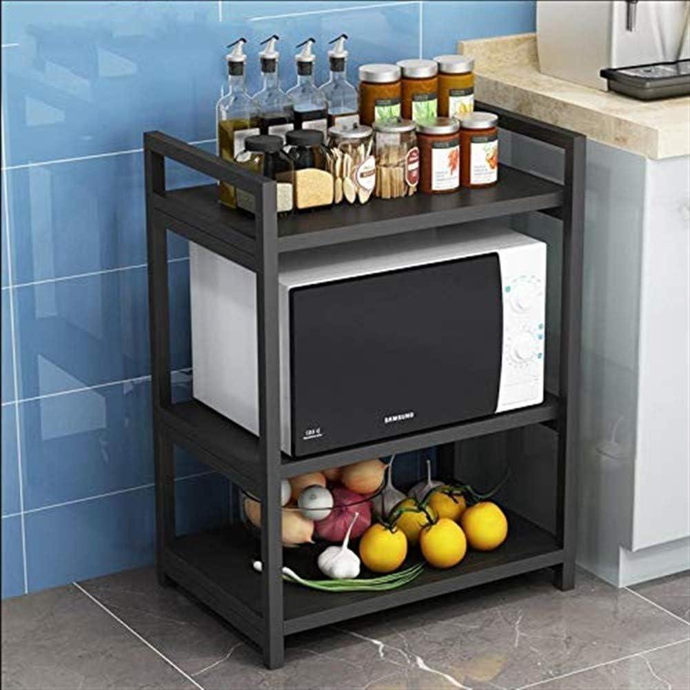 XKOEY Kitchen Rack Tulsa Mall Oven Max 60% OFF Dish Multifunction Storage Bowl Sto