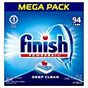 Finish - All in 1 - 94ct - Dishwasher Detergent - Powerball - Dishwashing Tablets - Dish Tabs - Fres