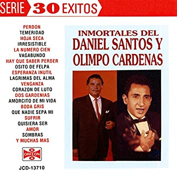 Inmortales De Daniel Santos Y Olimpo Cardenas