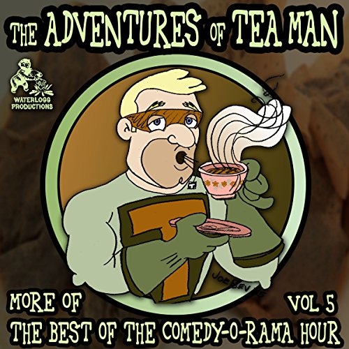 The Adventures of Tea Man cover art