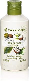 Yves Rocher Crema Corporal Fluida, Coco, 200 ml