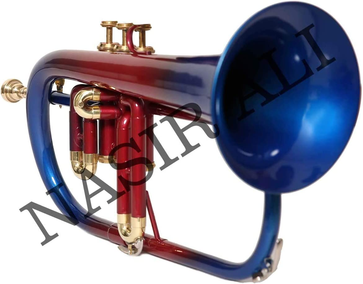 NASIR ALI online shop Flugel Horn Valve Multicolor Bb Ranking TOP16 3